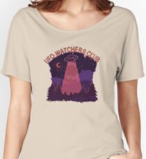 UFO watchers club Women's Relaxed Fit T-Shirt