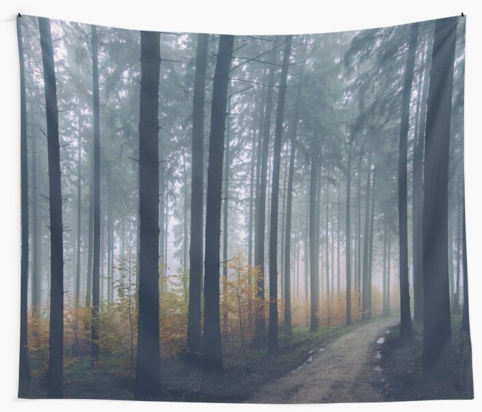 MINDS IN NATURE|MODERN PRINTING|1 Pc #28001541 by happyhouzz