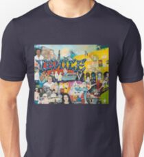 West of Lincoln by Ruth Chase Slim Fit T-Shirt