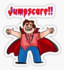 Jumpscare! Mbmbam Sticker