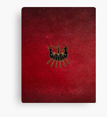The Maelstrom -  Final Fantasy XIV Canvas Print