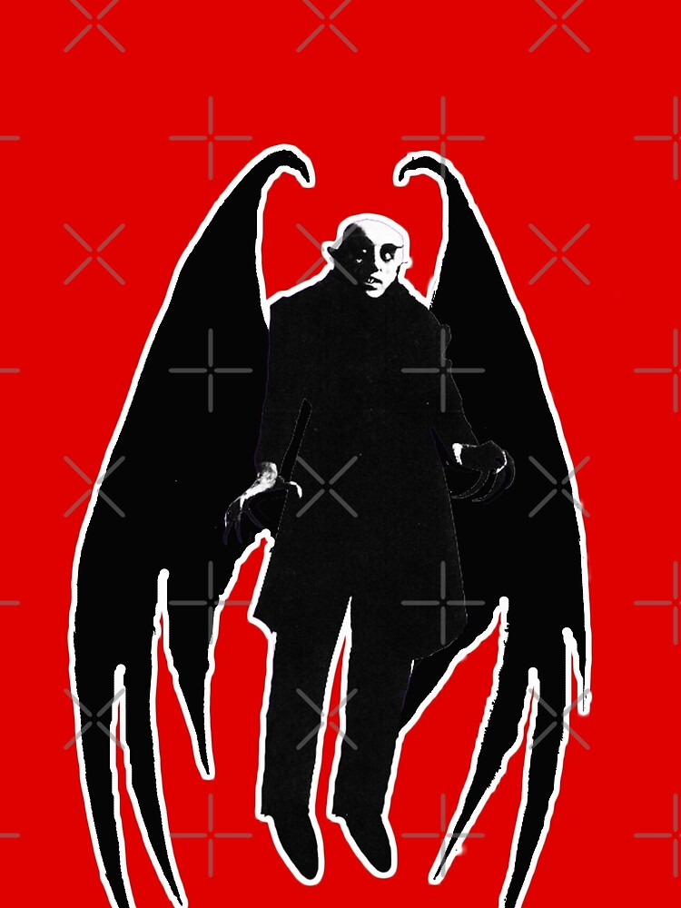 Nosferatu - The wings of Evil (1921) by mindthecherry