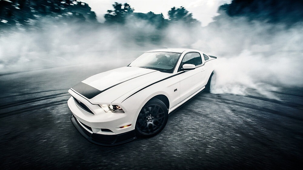Ford Mustang RTR by Turbo-Yourself