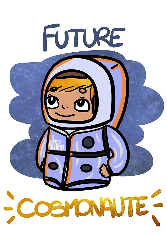 Future Cosmonaut! by allitz