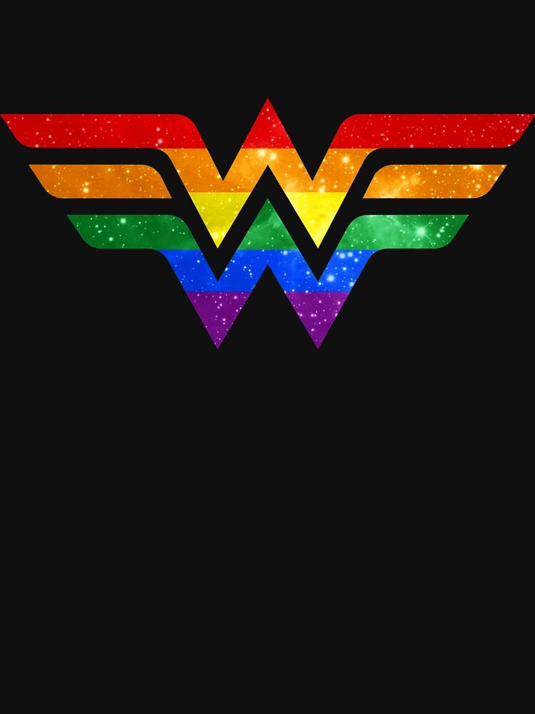 Wonder Pride - Gay by barflybart