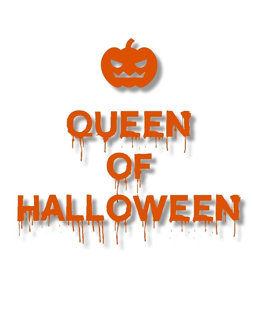 Queen of Halloween by No-Leg-Bones