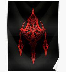 Judge Magister -  Final Fantasy XII Poster