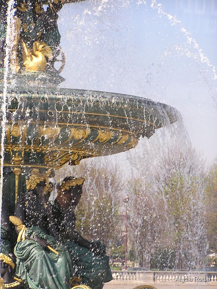 Paris by Alycia Rowe