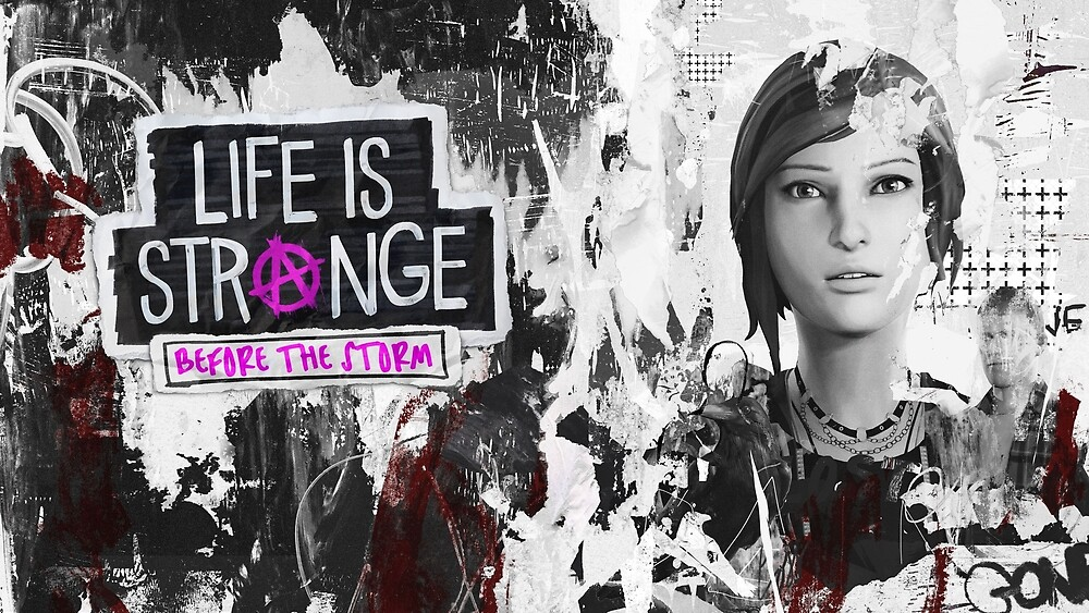Life Is Strange - Before the Storm by firephoenix
