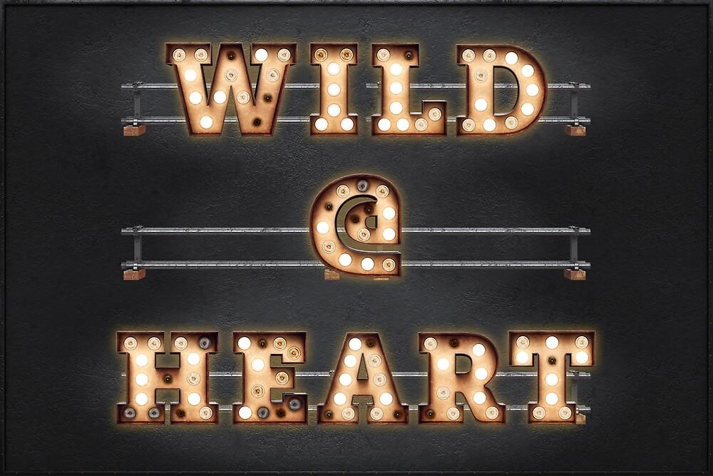 WILD @ HEART by Art-Frankenberg