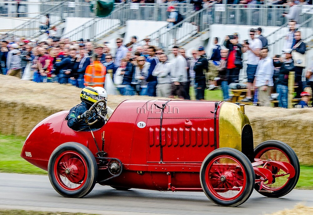 The Beast Of Turin Goodwood FOS Small by m45t1n
