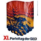 11th Party Convention of the East German Communist Party - SED by Remo Kurka