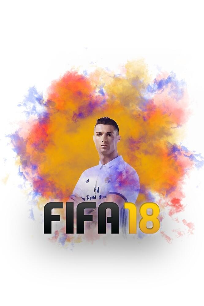 Fifa 18 - Ronaldo by mostwantedmedia