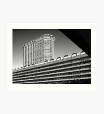 The London Barbican Art Print