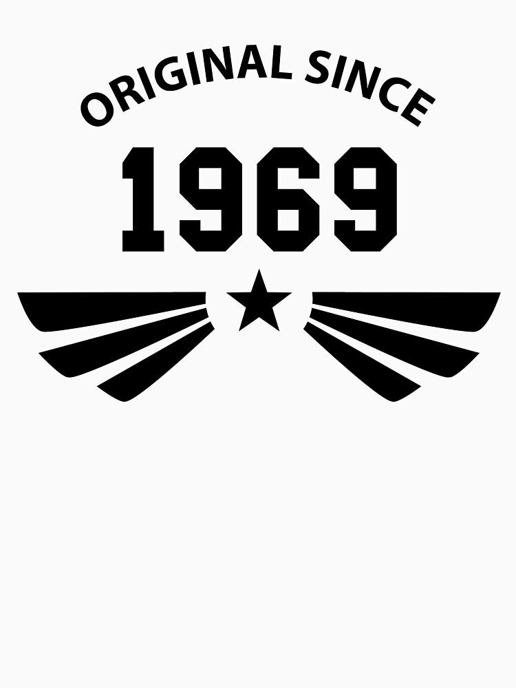 Original since 1969 by Teepack