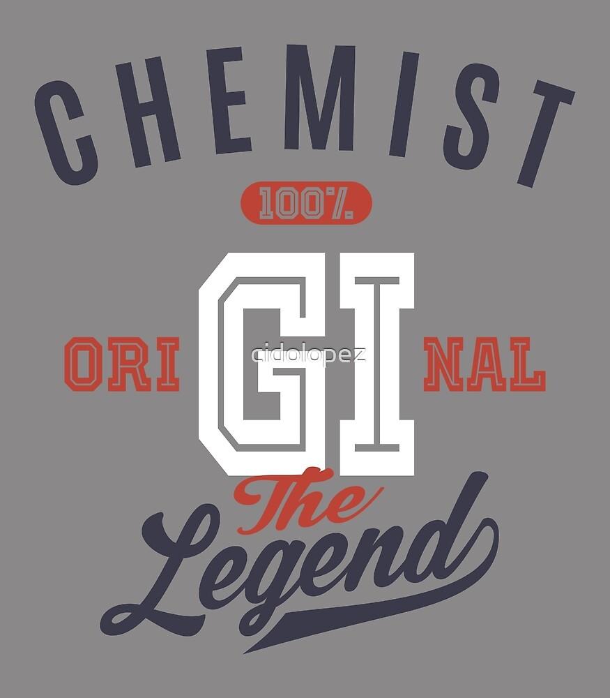 Chemist Original by cidolopez
