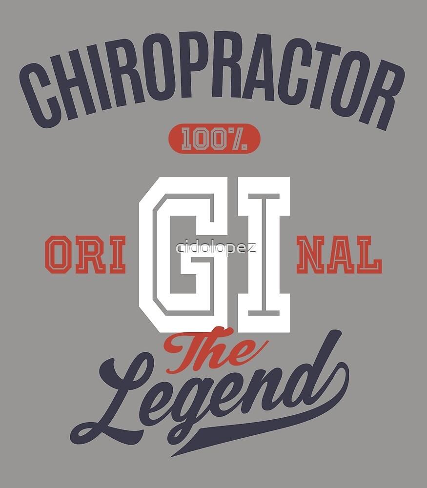 Chiropractor Original by cidolopez