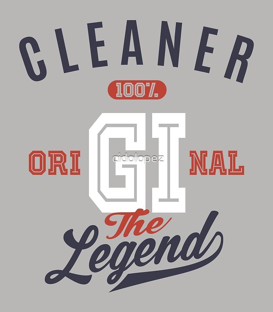 Cleaner Original by cidolopez