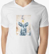 Elephant Empire Mens V-Neck T-Shirt
