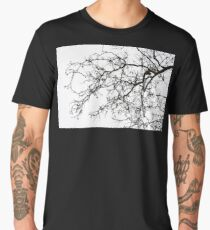 Winter Tree No. 69-1 Men's Premium T-Shirt