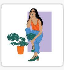 Marisol Sticker