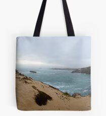 Ocean Edge Tote Bag