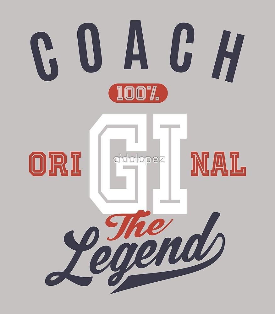 Coach Original by cidolopez