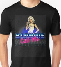 BLONDIE - 80s STYLE - CALL ME T-Shirt