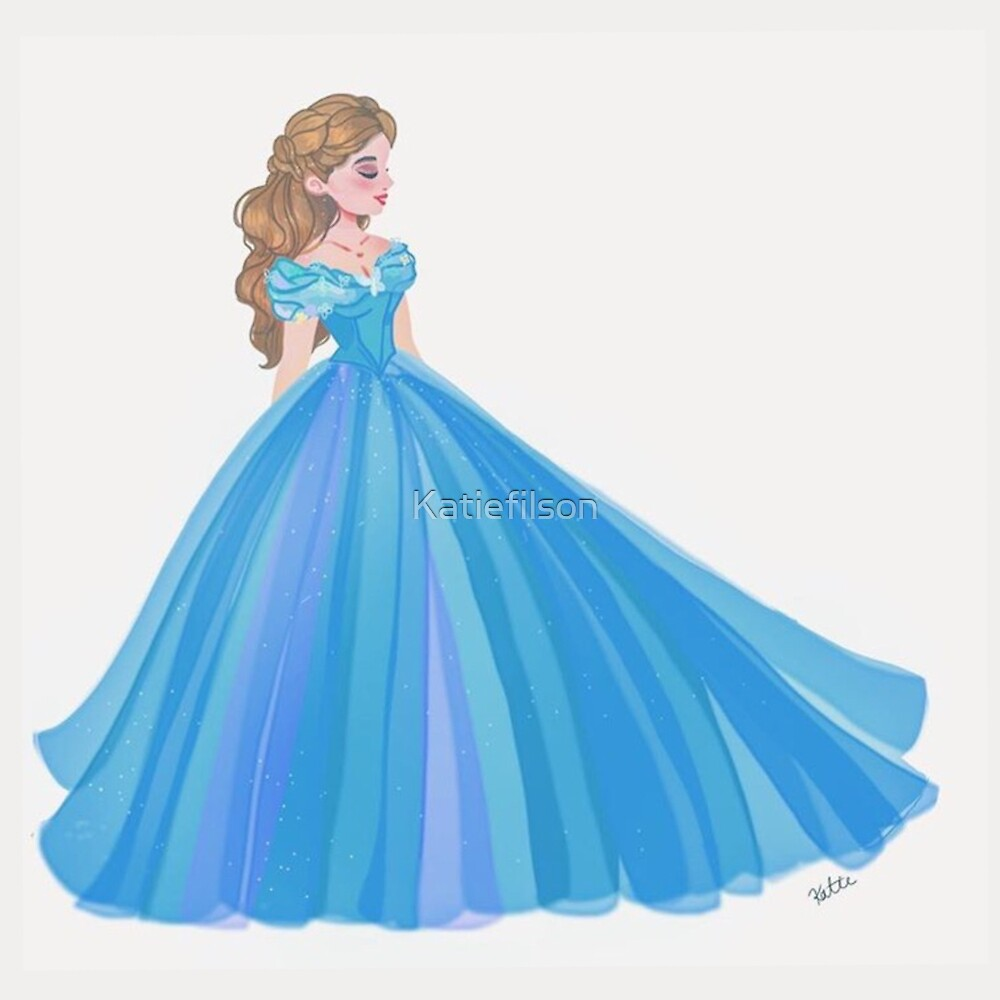 Cinderella by Katiefilson