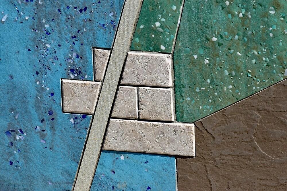 Mosaic No. 41-1 by SandyTaylorNYC