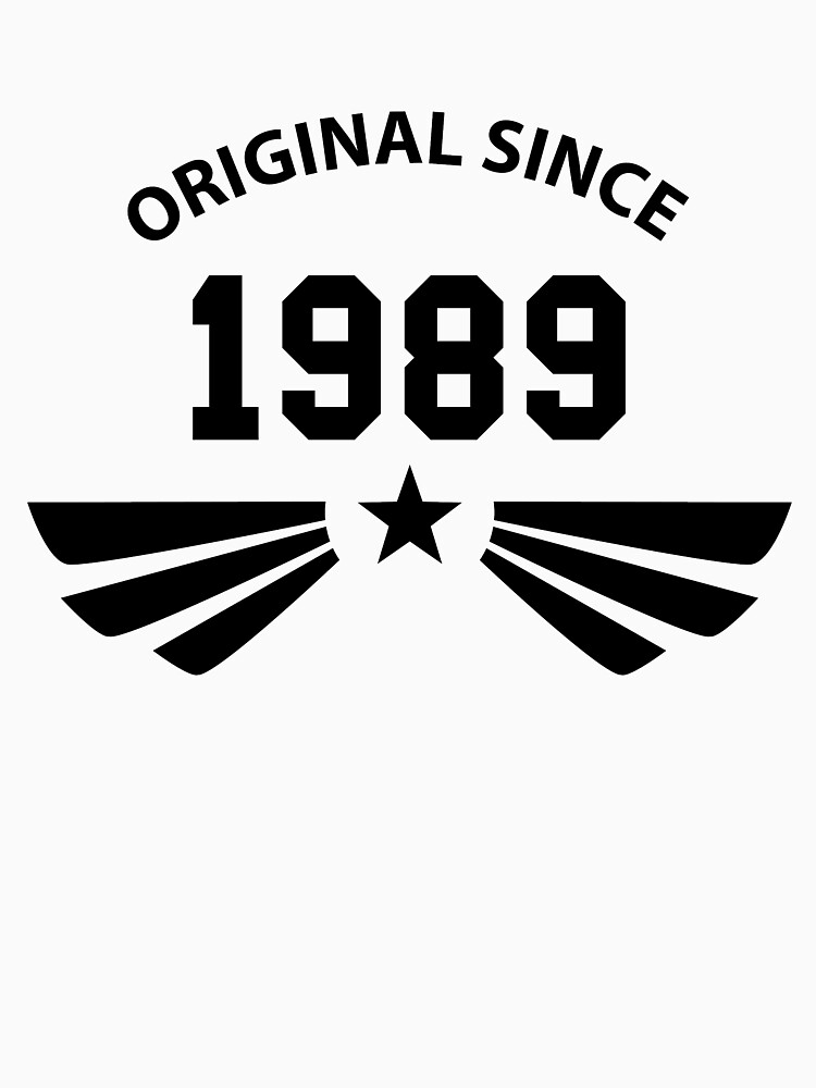 Original since 1989 by Teepack