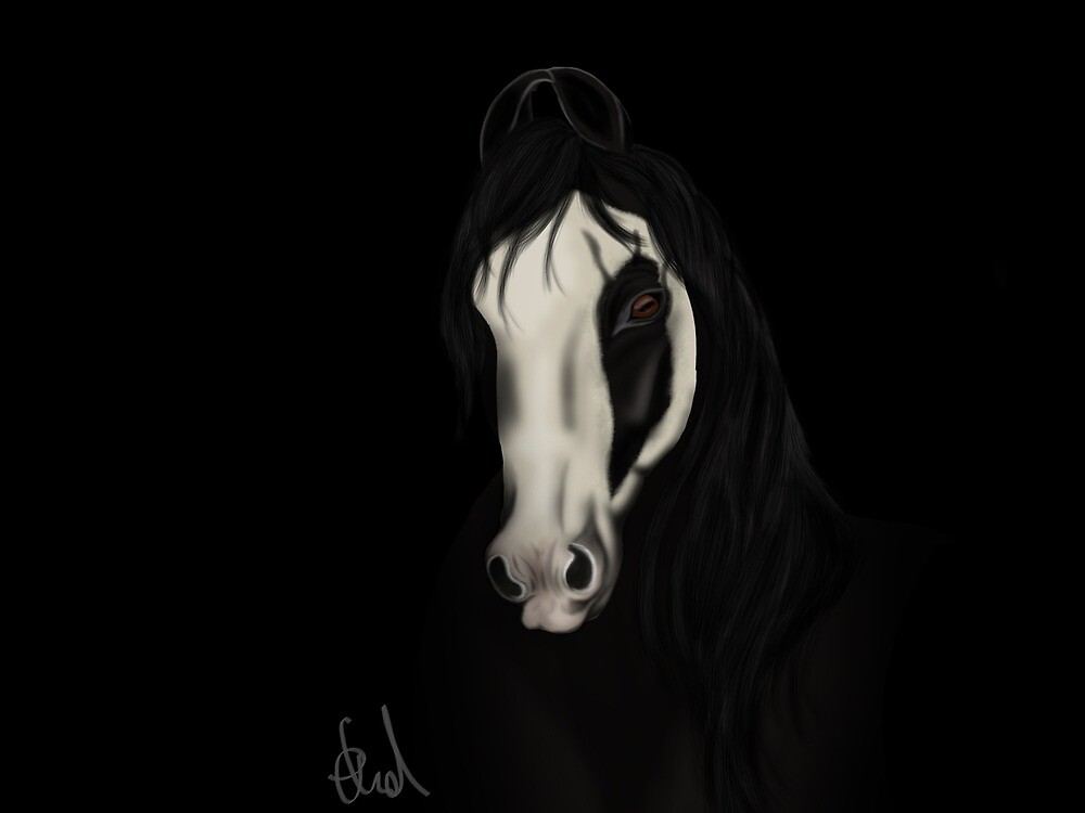 Unique Horse by EJaneDesigns