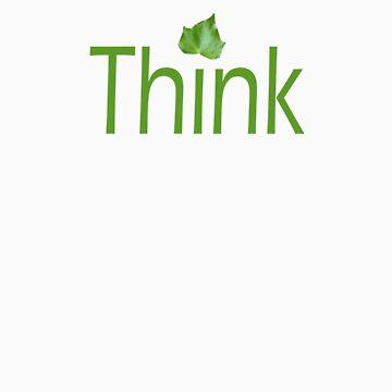 Think Green by NOLAlphabet