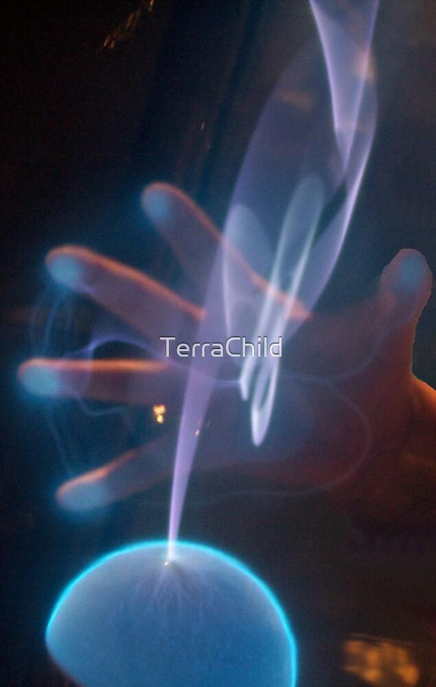 Blue Lightening by TerraChild