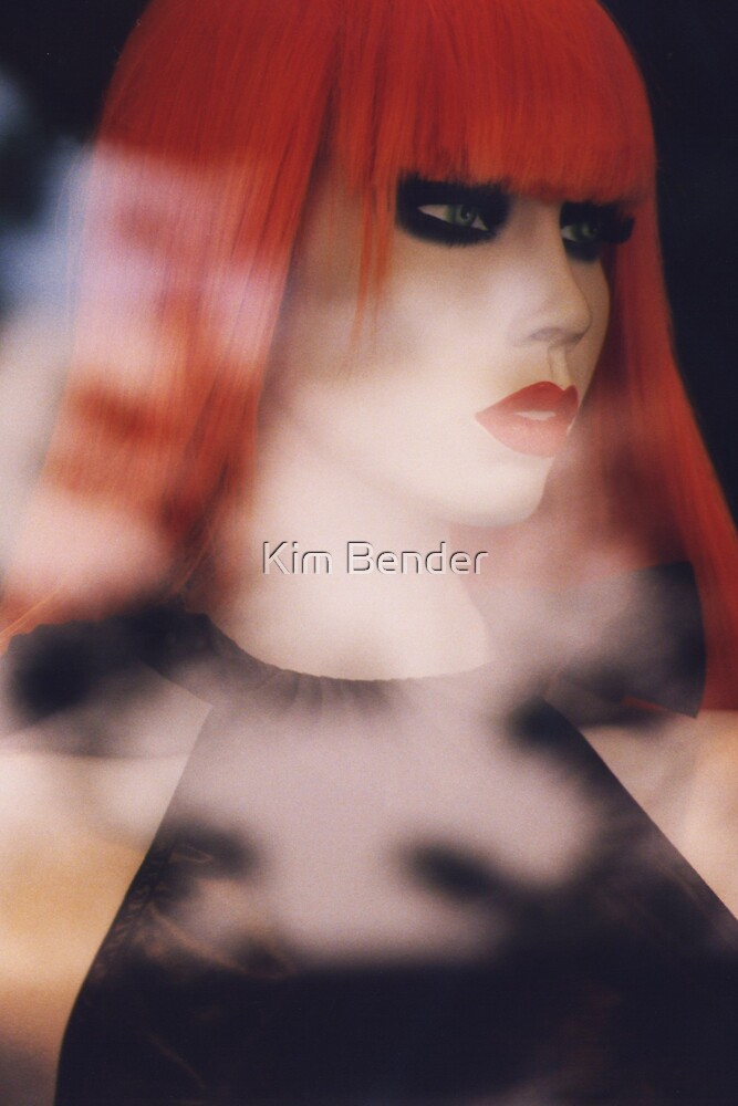 """Misty"" by Kim Bender"