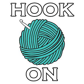 Hook On by peaceofpistudio