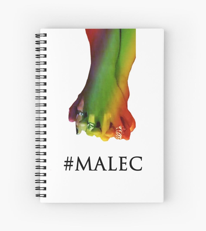 #Malec - Shadowhunters by jacemangos