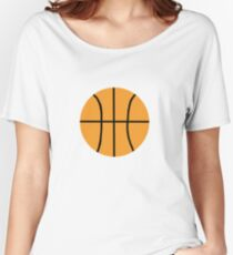 BASKETBALL, NOODLE DARE COSPLAY T-SHIRT (Gorillaz Cosplay) Women's Relaxed Fit T-Shirt