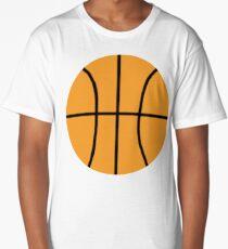 BASKETBALL, NOODLE DARE COSPLAY T-SHIRT (Gorillaz Cosplay) Long T-Shirt