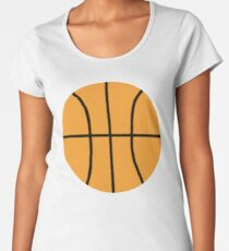 BASKETBALL, NOODLE DARE COSPLAY T-SHIRT (Gorillaz Cosplay) Women's Premium T-Shirt