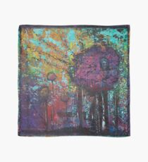 Arbor Abstract Painting Scarf