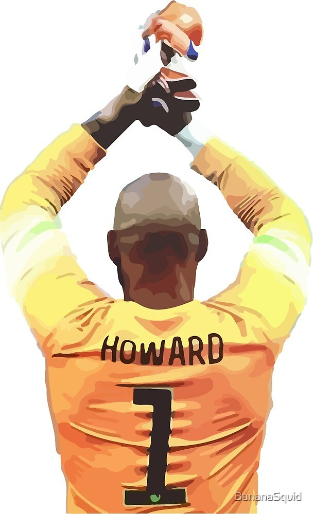 Tim Howard by BananaSquid