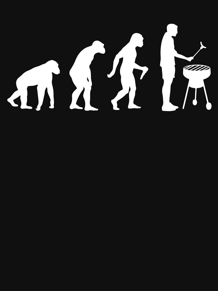 Evolution of griller by Teepack