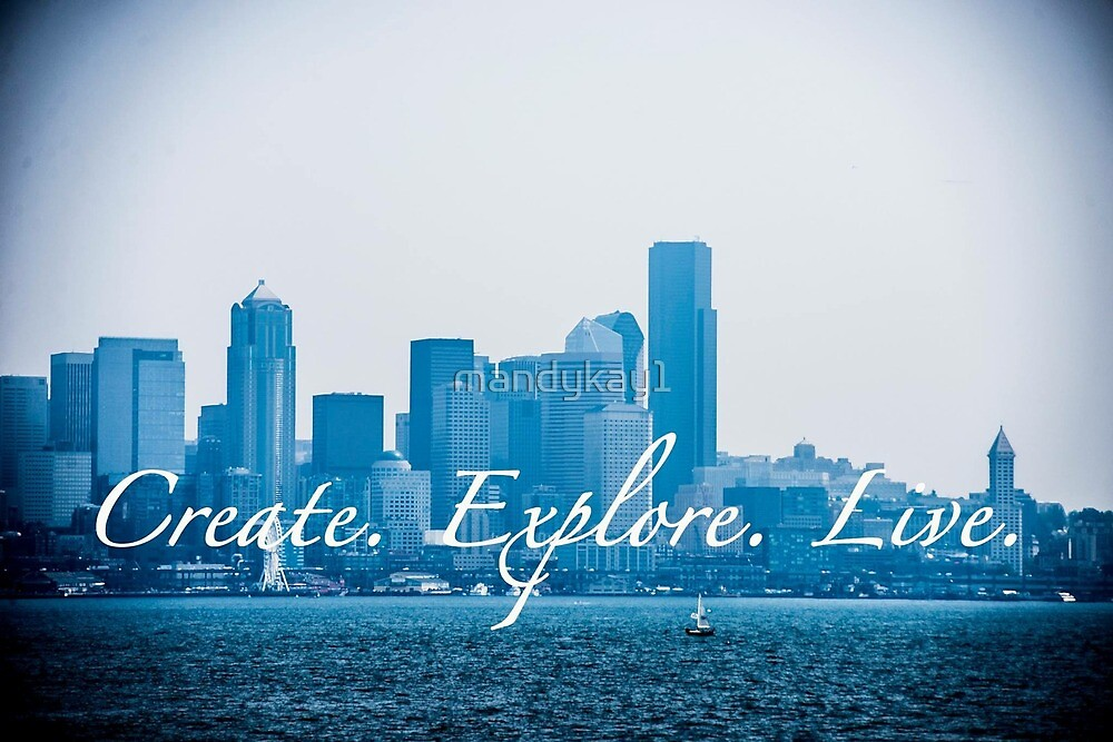 Create explore live by mandykay1