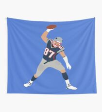 Gronk Spike Wall Tapestry