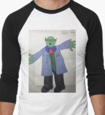 Dr Bunsen Honeydew Men's Baseball ¾ T-Shirt