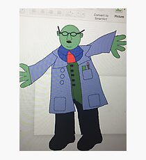 Dr Bunsen Honeydew Photographic Print