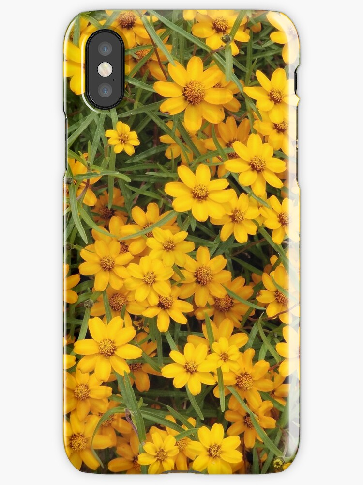 Beautiful Yellow Flowers by TWill860