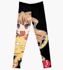 Cool Toradora Chibi Leggings