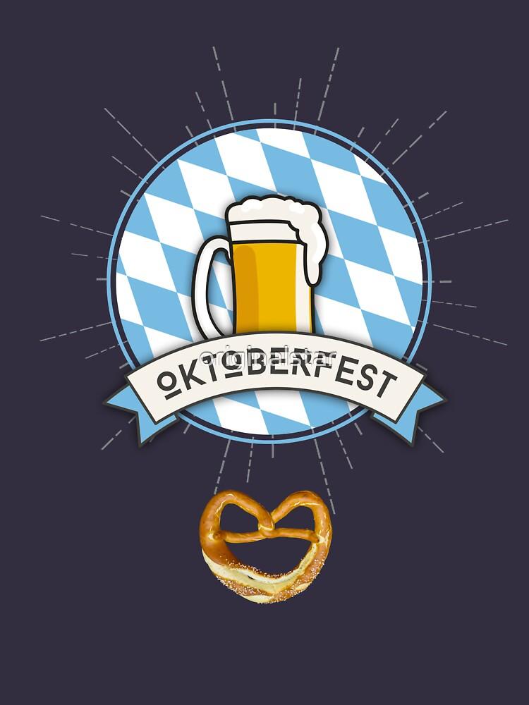 oktoberfest bavaria flag blue white costume dirndl beer anstich wiesn bavaria munich beer garden drink chest decollete sexy humor joke costume disguise by originalstar